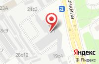 Схема проезда до компании Грейн Ингредиентс в Москве