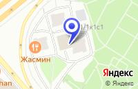 Схема проезда до компании ТФ ТЕХНОКАБЕЛЬ М в Москве