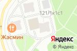 Схема проезда до компании МАФ Маркет в Москве
