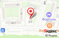 Схема проезда до компании Картридж-Сервис в Крымске