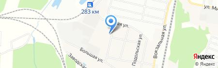 РОСНО-МС на карте Столбовой