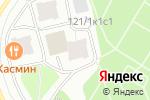Схема проезда до компании КабельСнабСбыт в Москве