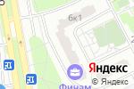 Схема проезда до компании Уютная Терраса в Москве
