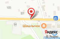 Схема проезда до компании Русский Дом-Серпухов в Серпухове