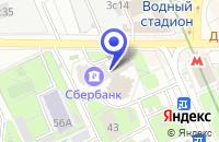 Схема проезда до компании АПТЕКА ЭФФЕКТСТРОЙ в Москве