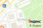 Схема проезда до компании Дядя Чарли в Москве