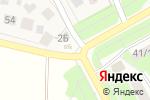 Схема проезда до компании Магазин цветов в Лемешово