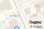 Схема проезда до компании MDmarket в Москве