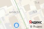 Схема проезда до компании I Concept Service в Москве