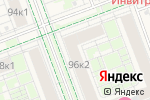 Схема проезда до компании Бунинские луга в Москве