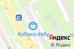 Схема проезда до компании Банк Советский в Москве