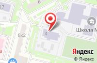 Схема проезда до компании Подольск-Додзё в Подольске