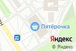 Схема проезда до компании Имидж Оптика в Москве