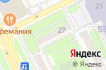 Схема проезда до компании Эпоха в Москве