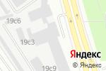 Схема проезда до компании Камар в Москве