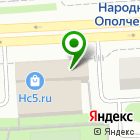 Местоположение компании ДИАГНОСТИЧЕСКАЯ КАРТА