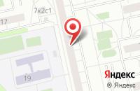 Схема проезда до компании Видеомир-1 в Москве