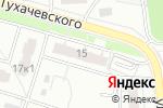 Схема проезда до компании Le Roi в Москве