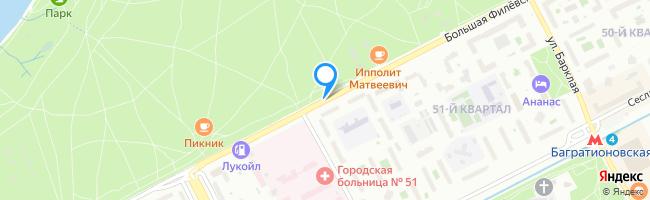 Большая Филёвская улица