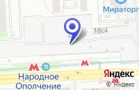 Схема проезда до компании АВТОТРАНСПОРТНАЯ КОМПАНИЯ АВТОПЕРЕВОЗКИ в Москве