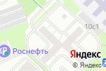 Схема проезда до компании Alex Auslander Investigations в Москве