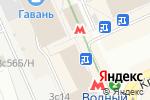 Схема проезда до компании Магазин женского белья в Москве