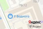 Схема проезда до компании ПроектСтройСтандарт в Москве