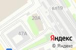 Схема проезда до компании Proipoteku24 в Москве