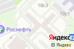 Схема проезда до компании РАйс Аудит в Москве