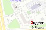 Схема проезда до компании Ингосстрах в Москве