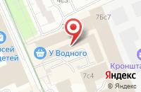 Схема проезда до компании Информационно-Издательский Центр «Зооинформ» в Москве
