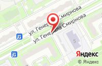 Схема проезда до компании Vape-shop My SMOKE в Подольске