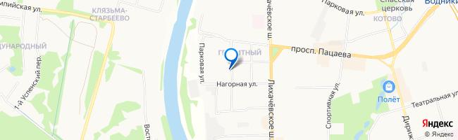 55, телефон: +7  г.одинцово, можайское шоссе, д.