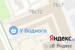 Схема проезда до компании Пчеловодство в Москве