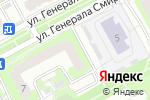 Схема проезда до компании Аквапункт в Подольске