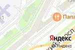 Схема проезда до компании Главное Управление Пенсионного фонда РФ №2 г. Москвы и Московской области в Москве