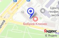 Схема проезда до компании БЫТСТРОЙ в Москве