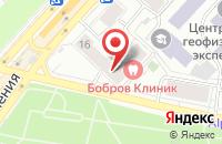 Схема проезда до компании Личность - Интеграция - Культура в Москве