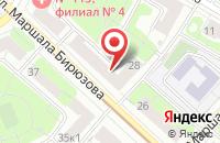 Схема проезда до компании Инаплатек в Москве