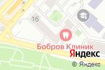 Схема проезда до компании АЙ ТЭК в Москве