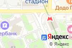 Схема проезда до компании Transmost-Tour в Москве