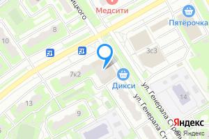Снять комнату в Подольске Московская область, улица Академика Доллежаля, 7к1