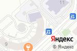 Схема проезда до компании Дядя Федор в Москве