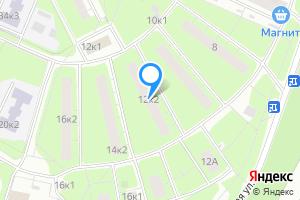 Однокомнатная квартира в Москве Веерная ул., 12к2
