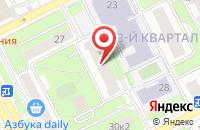 Схема проезда до компании Сюзерен в Москве