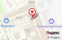 Схема проезда до компании Корпорация Энергострой в Москве