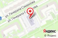 Схема проезда до компании Детский сад №57 в Подольске