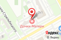 Схема проезда до компании Дочки-Матери в Подольске