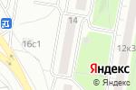 Схема проезда до компании МИФ-Сервис в Москве