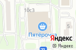 Схема проезда до компании СоветЪ в Филях в Москве